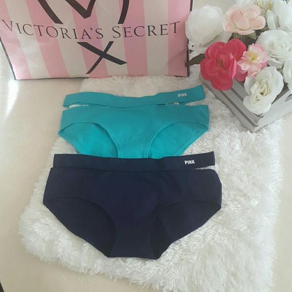 Victoria's Secret Other - NTW PINK VS VICTORIA'S SECRET 2 Hipster Panties S